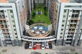 Gallery Cover Image of 1650 Sq.ft 3 BHK Apartment for rent in Paramount Grande, Sarusajai for 25000