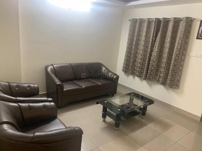 Gallery Cover Image of 1545 Sq.ft 3 BHK Apartment for rent in Serilingampally for 39000