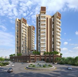 Gallery Cover Image of 1250 Sq.ft 3 BHK Apartment for buy in Kharghar for 26000000