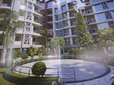 Gallery Cover Image of 1054 Sq.ft 2 BHK Apartment for buy in ICB City, Chandlodia for 4100000