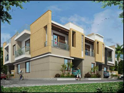 Gallery Cover Image of 1300 Sq.ft 3 BHK Villa for buy in Muhana for 6000000