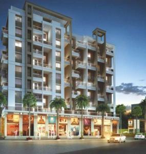Gallery Cover Image of 1108 Sq.ft 2 BHK Apartment for buy in Prakruti Palladium, Kondhwa for 5800000