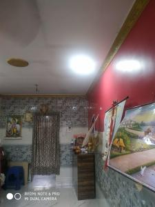 Gallery Cover Image of 300 Sq.ft 1 RK Independent House for rent in Airoli for 8200
