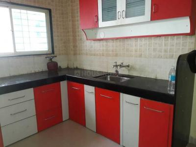 Gallery Cover Image of 600 Sq.ft 1 BHK Apartment for rent in New Sangvi for 13500