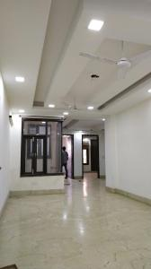 Gallery Cover Image of 1350 Sq.ft 3 BHK Independent Floor for rent in Chhattarpur for 23000