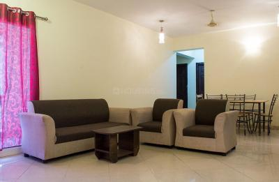 Living Room Image of PG 4643810 Bellandur in Bellandur