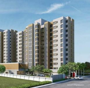 Gallery Cover Image of 1120 Sq.ft 3 BHK Apartment for buy in Yashada Splendid Park, Alandi for 4800000
