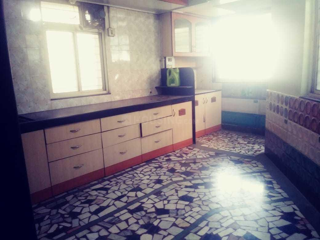Kitchen Image of 700 Sq.ft 1 BHK Apartment for rent in Nanded for 13500