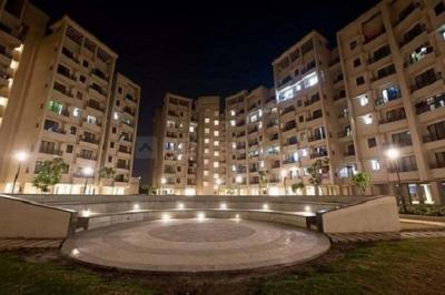 Gallery Cover Image of 588 Sq.ft 1 BHK Apartment for rent in Raunak City 3, Kalyan West for 8000