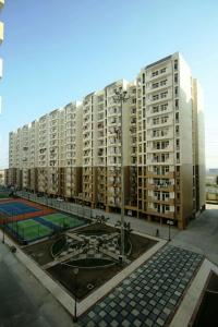 Gallery Cover Image of 950 Sq.ft 2 BHK Apartment for rent in OXY Homez, Bhopura for 5500