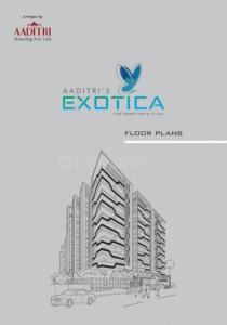 Gallery Cover Image of 1755 Sq.ft 2 BHK Apartment for buy in Vidhya Nagar for 7600000