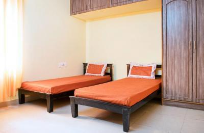 Bedroom Image of Krishneel Kuteer Apartments in Mahadevapura
