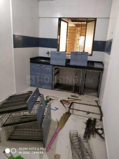 Kitchen Image of 550 Sq.ft 1 BHK Apartment for rent in Andheri East for 30000