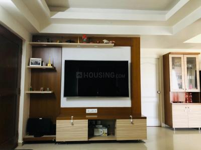 Gallery Cover Image of 1500 Sq.ft 3 BHK Apartment for buy in Gamut Creative Abode, Serilingampally for 11600000