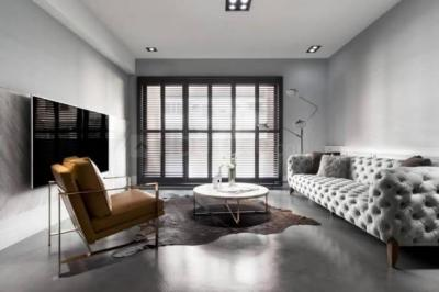 Gallery Cover Image of 1230 Sq.ft 3 BHK Apartment for buy in Whisper Valley for 4674000