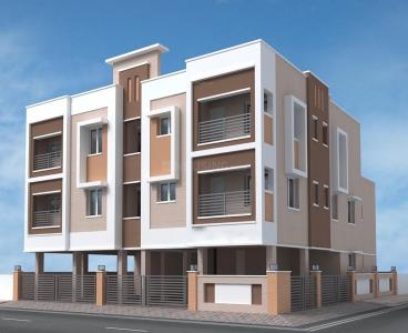Gallery Cover Image of 854 Sq.ft 2 BHK Apartment for buy in Anakaputhur for 3159800