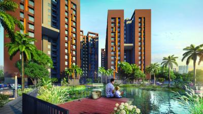 Gallery Cover Image of 941 Sq.ft 3 BHK Apartment for buy in Merlin Urvan, South Dum Dum for 6398800