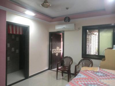 कलवा  में 5500000  खरीदें  के लिए 700 Sq.ft 1 BHK इंडिपेंडेंट हाउस के लिविंग रूम  की तस्वीर
