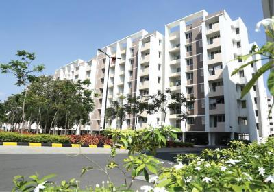 Gallery Cover Image of 620 Sq.ft 1 BHK Apartment for buy in Pallikaranai for 3125000