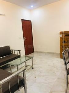 Gallery Cover Image of 750 Sq.ft 1 BHK Independent Floor for rent in Sushant Lok I for 27999