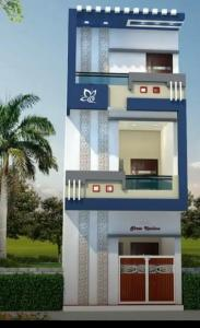 Gallery Cover Image of 2800 Sq.ft 6 BHK Independent House for buy in Laggere for 7600000