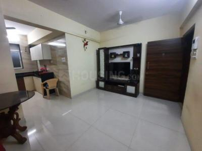 Gallery Cover Image of 900 Sq.ft 1 BHK Apartment for rent in Gloria, Santacruz East for 30000