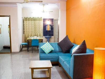 Gallery Cover Image of 940 Sq.ft 3 BHK Independent Floor for buy in Niti Khand for 5550000
