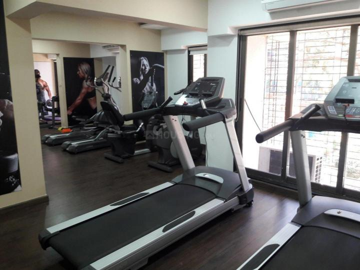 Gym Image of 650 Sq.ft 1 BHK Apartment for rent in Goregaon West for 30000