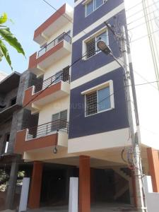 Gallery Cover Image of 800 Sq.ft 2 BHK Apartment for rent in NRI Layout for 15000