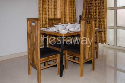 Dining Room Image of PG 4642880 Mayur Vihar in Mayur Vihar