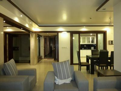 Gallery Cover Image of 4100 Sq.ft 4 BHK Apartment for rent in Cox Town for 160000