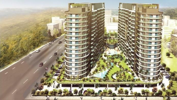Building Image of 1200 Sq.ft 2 BHK Apartment for buy in Yeida for 8500000