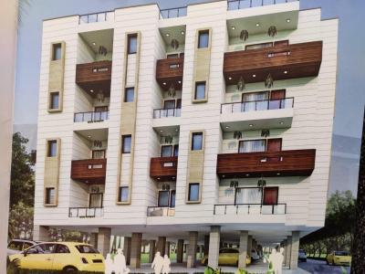 Gallery Cover Image of 1134 Sq.ft 2 BHK Apartment for buy in Sector 27 Dwarka for 4200000
