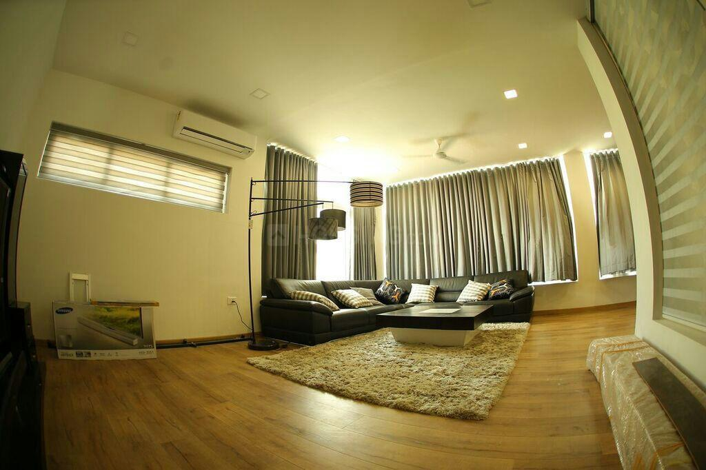 Living Room Image of 4500 Sq.ft 4 BHK Independent House for rent in Panaiyur for 170000