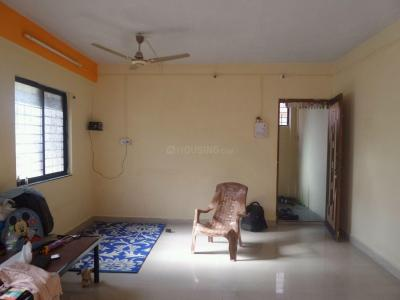 Gallery Cover Image of 800 Sq.ft 1 BHK Independent House for rent in Pimple Gurav for 12500