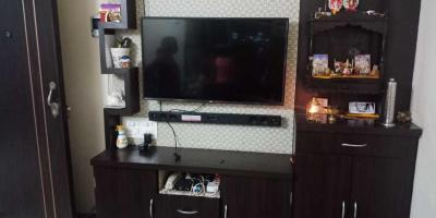 Gallery Cover Image of 640 Sq.ft 1 RK Apartment for rent in Bhayandarpada, Thane West for 13000