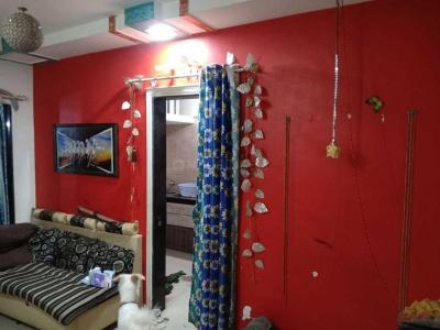 Gallery Cover Image of 659 Sq.ft 1 BHK Apartment for rent in Shanti Life Space, Vasai East for 8000