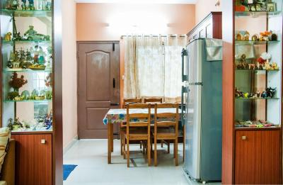 Dining Room Image of B-3 Srishti Apartment in Jayanagar