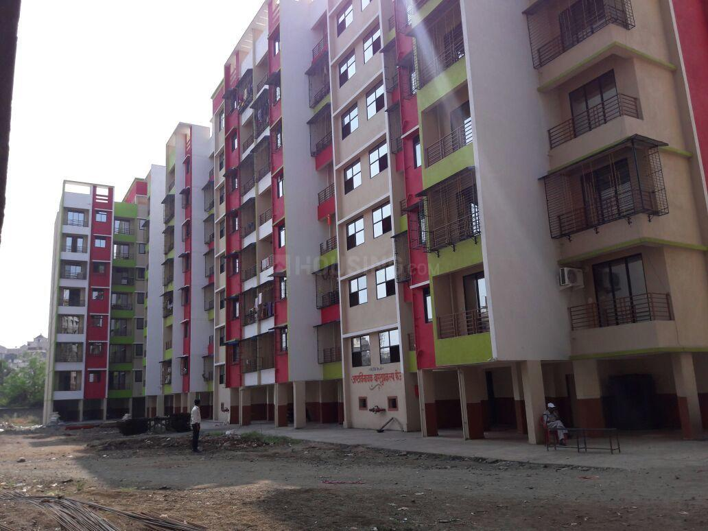 Building Image of 600 Sq.ft 1 BHK Apartment for rent in Badlapur West for 3500