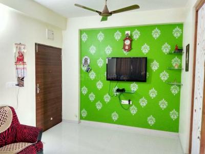 Gallery Cover Image of 1354 Sq.ft 2 BHK Apartment for rent in Chandkheda for 14000