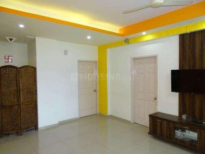Gallery Cover Image of 1600 Sq.ft 3 BHK Apartment for buy in Vaastu Hill View 2 by Vaastu Structures, RR Nagar for 8500000