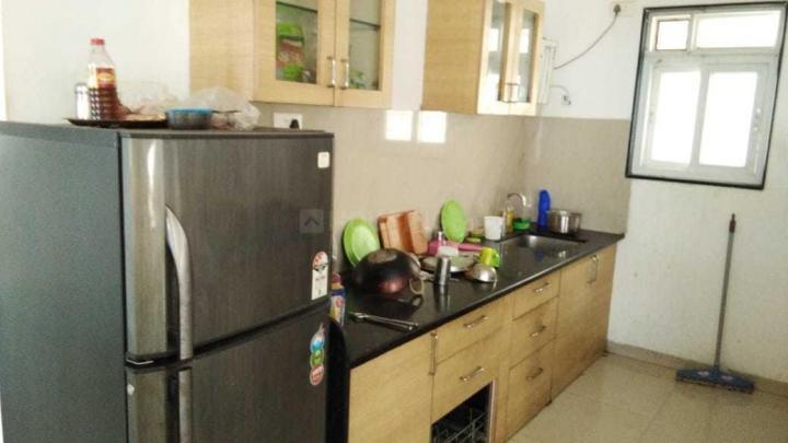 पीजी 4040021 ऐरोली इन ऐरोली के किचन की तस्वीर