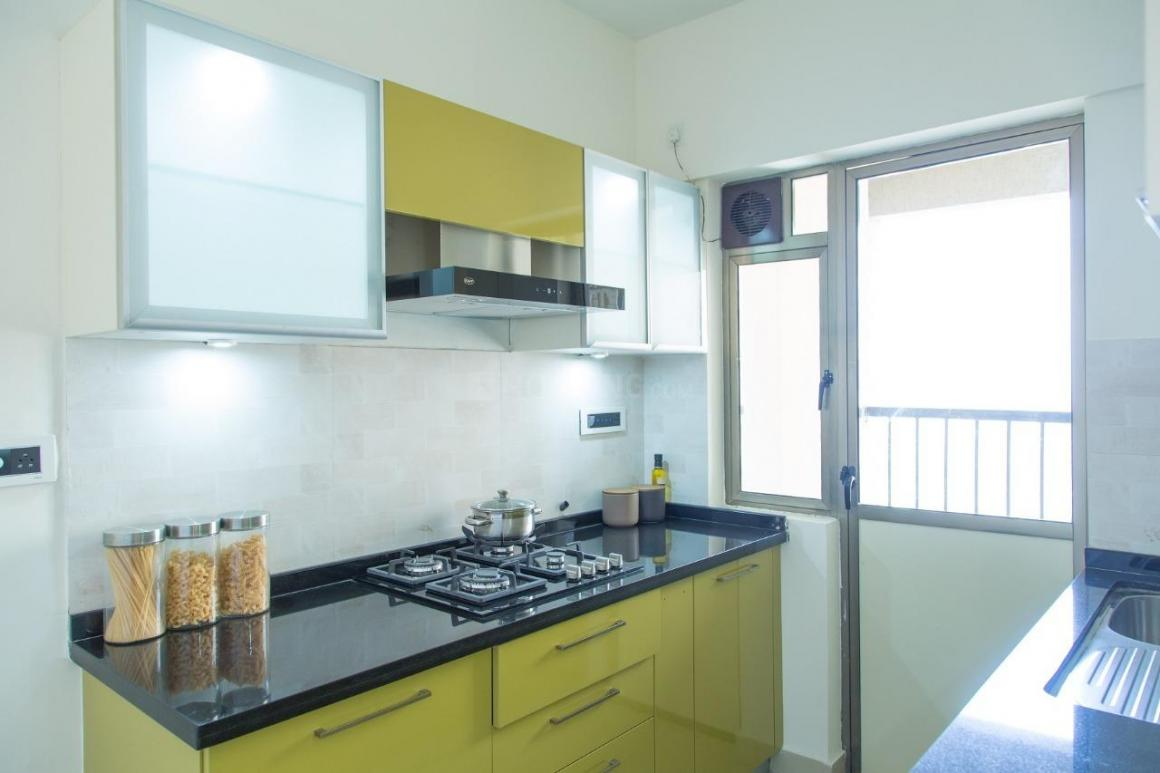 Kitchen Image of 1278 Sq.ft 3 BHK Apartment for buy in Bhiwandi for 8500000