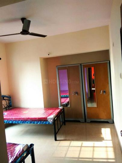 ठाणे वेस्ट में जहान्वी में बेडरूम की तस्वीर