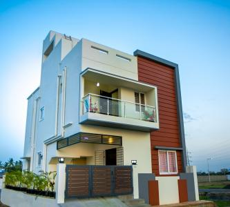 Gallery Cover Image of 1297 Sq.ft 3 BHK Villa for buy in Thiruverkkadu for 5500000