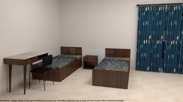 Bedroom Image of Stanza Living - Zentrum Apartment in Nungambakkam