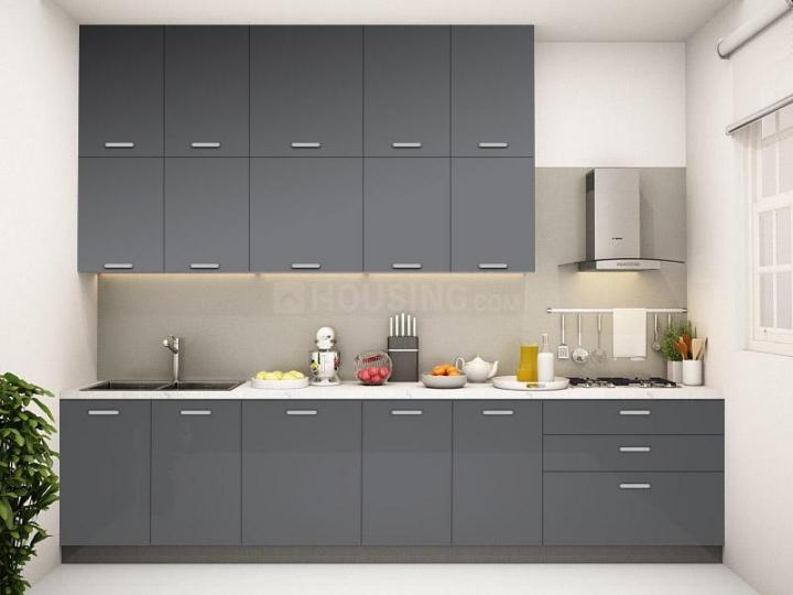 Kitchen Image of Thane Khopat PG For Working Professionals Ynh in Thane West