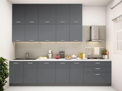 Kitchen Image of Your Next Home PG Near Hiranandani Estate Ynh in Hiranandani Estate