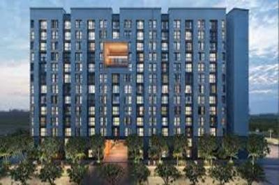 Gallery Cover Image of 435 Sq.ft 2 BHK Apartment for buy in Lodha Codename Golden Dream, Antarli for 3990000