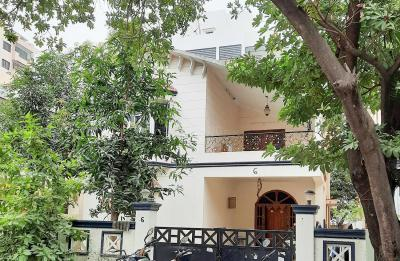 Gallery Cover Image of 2100 Sq.ft 4 BHK Apartment for rent in Miyapur for 29200